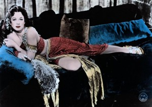 hedy lamarr couch
